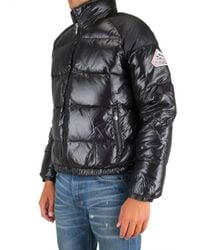 Pyrenex   Black Mythic Quilted Nylon Down Jacket for Men   Lyst