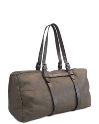 A Brand Apart | Brown Equus Buckle Shoulder Bag | Lyst