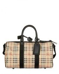 Burberry | Natural Boston 45 Hwb Bag for Men | Lyst