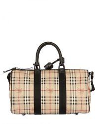Burberry | Black Boston 45 Hwb Bag for Men | Lyst