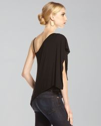 Ella Moss | Black Girls Best Friend One-shoulder Top | Lyst