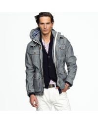 J.Crew | Blue Woolrich John Rich & Bros.™ Chambray Mountain Coat for Men | Lyst