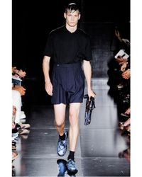 Jil Sander - Blue Python Lace-up Shoes for Men - Lyst
