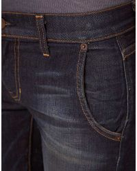 Textile Elizabeth and James - Blue Textile Elizabeth & James Jeans Iggy Slim Boyfriend Maverick Wash - Lyst