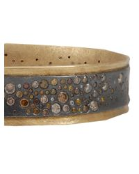 Todd Reed - Metallic Diamond Bangle Bracelet - Lyst