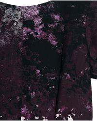 Rag & Bone Purple Leonard Dress