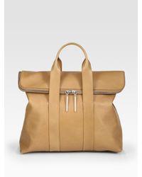 3.1 Phillip Lim | Natural 31 Hour Bag | Lyst
