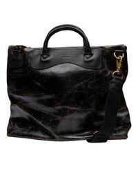Jas MB Black Move On Bag