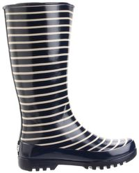 Sperry Top-Sider   Blue Womens Pelican Mid Calf Boot   Lyst