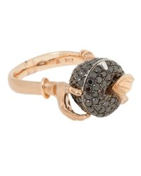 Stephen Webster   Pink Small Poison Apple Ring   Lyst