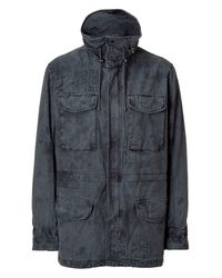 Edun | Gray Slate Cotton Jacket for Men | Lyst