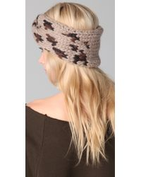 Eugenia Kim - Natural Lula Chunky Turban Headband - Lyst