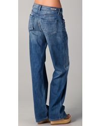 Citizens of Humanity | Blue Fusion Billow Loose Fit Jeans | Lyst