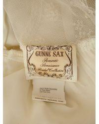 Free People - White Vintage Gunne Sax Lace Dress - Lyst