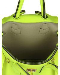 Leghilà | Yellow B-bag Small Neoprene Top Handle | Lyst