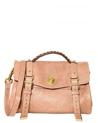 Mulberry | Pink Teddy Bag | Lyst