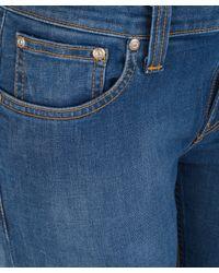 Nudie Jeans - Tight Long John Blue Skinny Jeans - Lyst