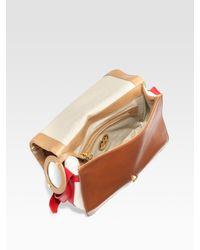 Tory Burch | Brown Ally Shoulder Bag | Lyst