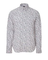 PS by Paul Smith | White Floral Shirt for Men | Lyst