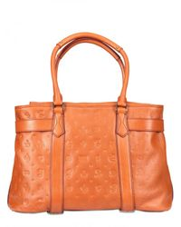 Lancel | Brown Dali Chic Leather Top Handle | Lyst