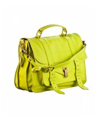 Proenza Schouler | Yellow Ps1 Large Leather | Lyst