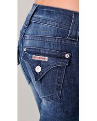 Hudson Jeans | Blue Palerme Cuffed Shorts | Lyst