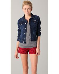 Hudson Jeans | Blue The Signature Jean Jacket | Lyst