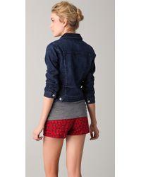 Hudson Jeans   Blue The Signature Jean Jacket   Lyst