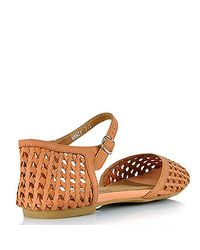 Jeffrey Campbell | Natural Woven Leather Sandal | Lyst