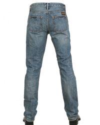 Burberry Brit | Blue Denim Slim Fit Jeans for Men | Lyst