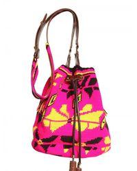 Sara Battaglia | Multicolor 'lucy' Cross Body Bag | Lyst
