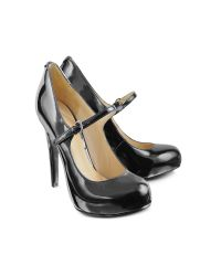 Guess | Black Mary-jane Platform Pumps | Lyst
