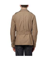 Ralph Lauren Black Label - Brown Jump Cotton-blend Jacket for Men - Lyst