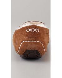 Ugg - Brown Ansley Slippers - Lyst