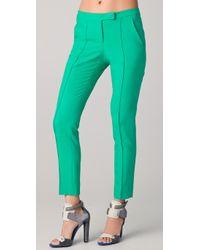A.L.C. - Green Jasper Pants - Lyst