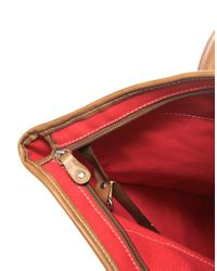 Calabrese Bags | Red Calabrese Rotolo Tote Bag for Men | Lyst