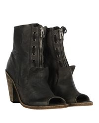AllSaints | Black Aster Boot | Lyst