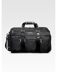 Tumi | Black Alpha Bravo Soft Carry-on for Men | Lyst