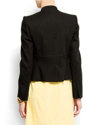 Mango | Black Relaxed-fit Suit Jacket | Lyst