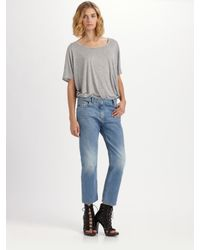 Acne Studios | Blue Pop Betty Jeans | Lyst