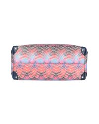 Bric's - Red Missoni Limited Edition - Medium Travel Bag for Men - Lyst