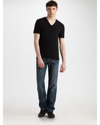 Earnest Sewn | Blue Fulton Straight Leg Jeans for Men | Lyst
