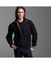 J.Crew | Blue Mister Freedom® Midnight Breezer Jacket for Men | Lyst