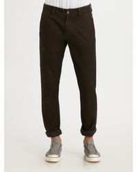 VINCE | Brown Vintage Trouser Jeans for Men | Lyst