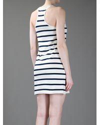 Ralph Lauren | Beige Sleeveless Dress | Lyst