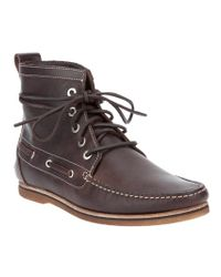 H by Hudson Brown Mesquite Boot for men