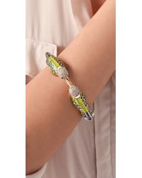 Juicy Couture Multicolor Hummingbird Bracelet