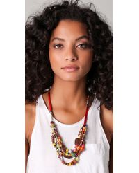 Bluma Project - Multicolor Kayah Necklace - Lyst