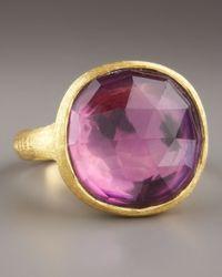 Marco Bicego | Metallic Jaipur Amethyst Ring | Lyst