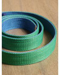 Comme des Garçons Green Comme Des Garcons Shirt Mens Belt for men